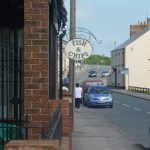 Photograph of premise of Quarrington Hill Fish Shop