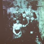 Photograph of a family early 20th Century