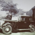Photo of old car 1930's