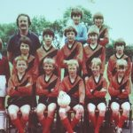 Photo of football team 1970's