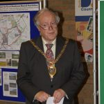 Photograph of County Council Chairman