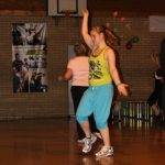 Photograph of Zumba at the Active Life Centre
