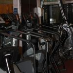 Photograph of gym at active Life Centre