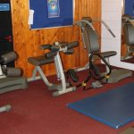 Photograph of training machine at active Life Centre