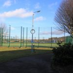 Photograph of outside all weather pitch