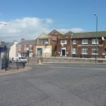 Photo of Church Street looking at club