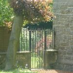 Photo of gate