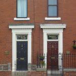 Photo of house doors