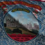 Photograph of quarrington hill banner