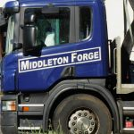 Photograph of Middleton Forge lorry