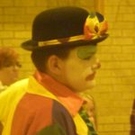 Photograph of clown
