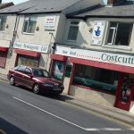 Photograph of premises of Costcutters