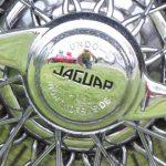 Photograph of Jaguar wheel hub