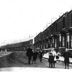 Photo of Cornforth Lane Coxhoe c1911