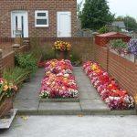Photo of a residents garden