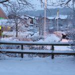 Photograph of snowy Beechifeld Rise