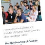 Agenda for October meeting and draft minutes for September meetings now online