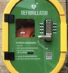 Defibrillator Update – Nicola's idea to become a reality