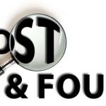 New Lost and Found Page
