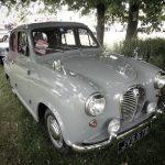 Photograph of classic austin