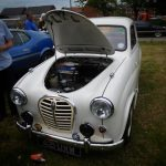 Photograph of Austin A40 I think