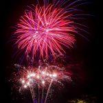 firework display pom pom