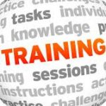 New training opportunities page added to our website