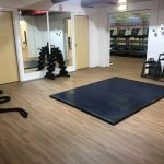 Active Life Centre room weights area