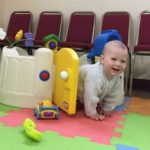 Fun new playgroup at the Village Hall