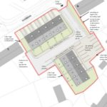 Nine dwellings proposed for Linden Grove site