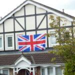 The Union Flag on House
